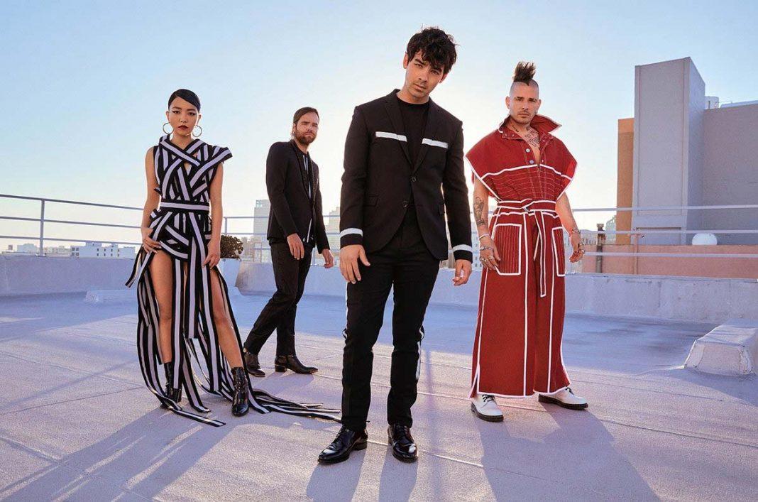 Группа DNCE представила новый альбом