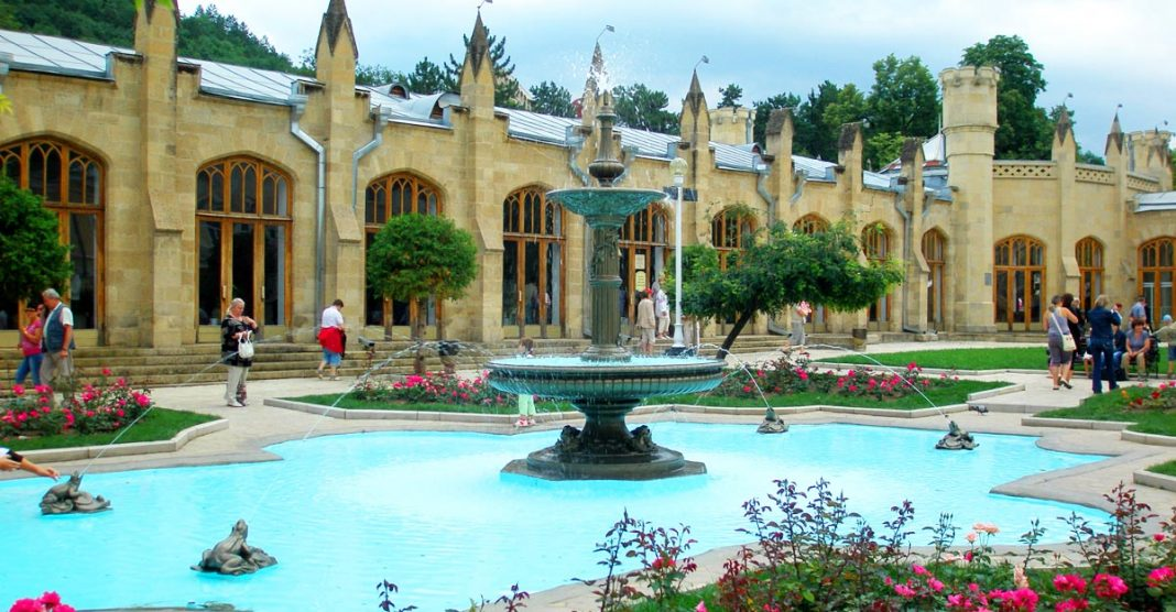 Resorts of the Caucasian Mineral Waters are recognized as the most popular
