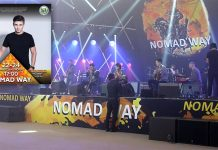 """Islam Satyrov will perform at the festival """"Nomad Way"""""""