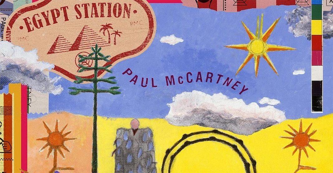 76-year-old Paul McCartney announced his new album.