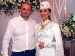 Илона Кесаева вышла замуж