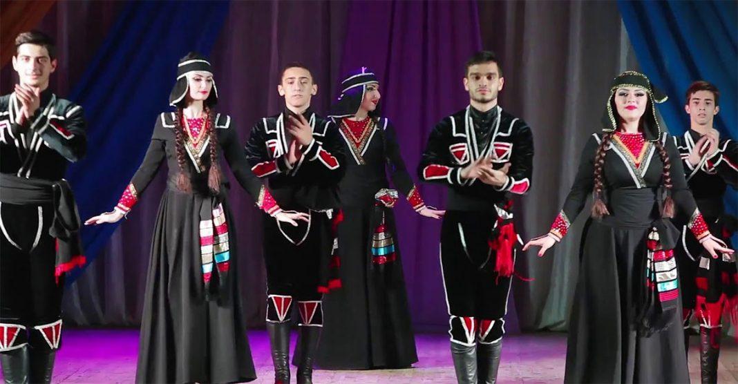 "Stavropol ensemble ""Caucasus"" won in Georgia"