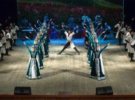 Национальные танцы Карачаево-Черкесии