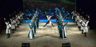 National dances of Karachay-Cherkessia