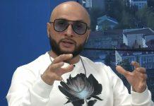 Султан Ураган рассказал о съемках клипа «Семечки» на канале «Архыз 24»