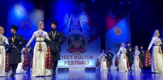 Ossetians presented their culture at the festival in Istanbul