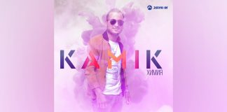 """Me completely!"" - Moscow singer Kamik released a new track"