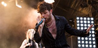 Tom Grennan will perform on 3 on December 2018 of the year in Moscow