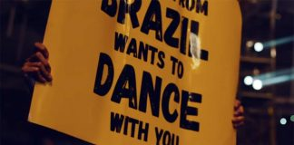 "Paul McCartney released the clip ""Back In Brazil"""