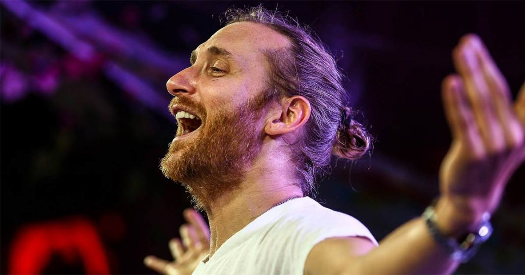 David Guetta выпустил альбом