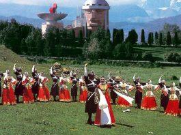 Folklore of Kabardino-Balkaria