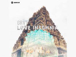 Премьера нового сингла! GRVTY «Love Insomnia»