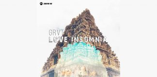"""The premiere of the new single! GRVTY """"Love Insomnia"""""""