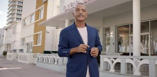 Eros Ramazzotti показал новый клип Vita Ce N'è