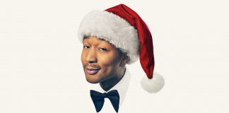 John Legend представил альбом A Legendary Christmas