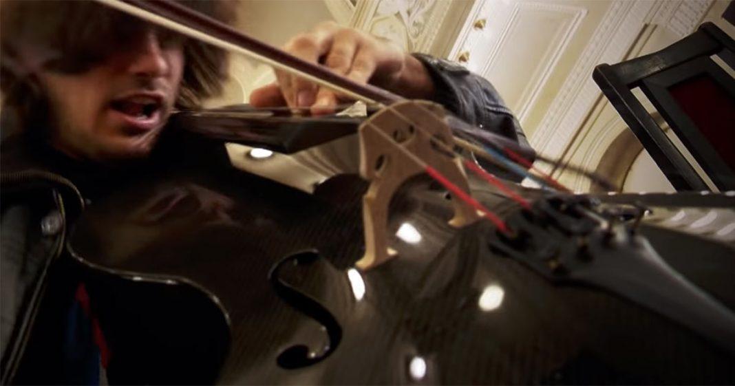 Дуэт 2Cellos представил новый альбом