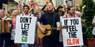 Irish lyrics. Gavin James's Only Ticket Home Album