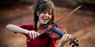 Lindsey Stirling Releases Warmer In The Winter Expanded Album