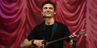 "Islam Satyrov performed at the festival ""Bridges of Friendship"""