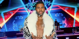 Jason Derulo and Nicki Minaj released the video Goodbye