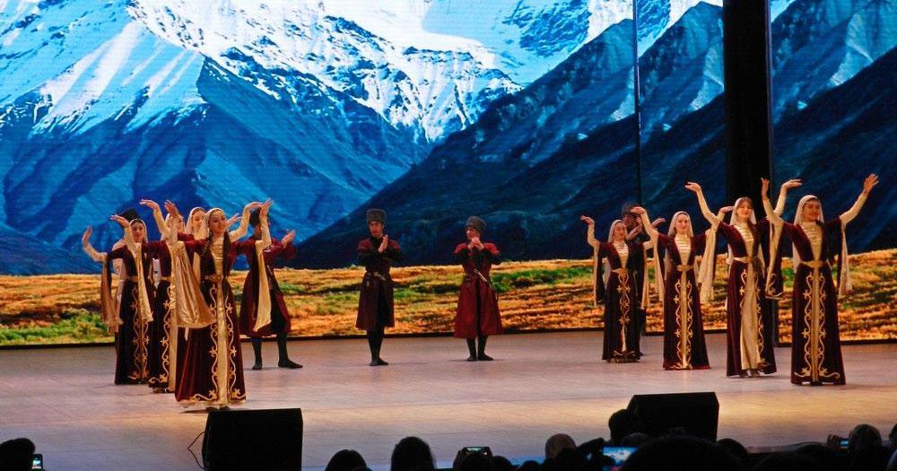 Фестиваль карачаево-балкарской культуры прошел в Ставрополе