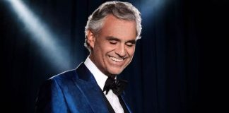 "Andrea Bocelli has released a new album ""Sì"""