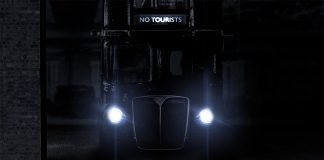 "Step into the unknown. The Prodigy released the disc ""No Tourists"""