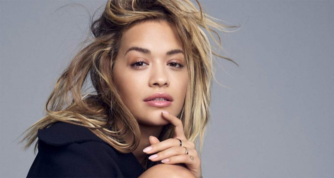 Rita Ora has released a new album