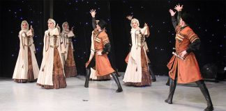 "Stars of Dagestan pop invite to the ""Evening of the Lezghian people"""