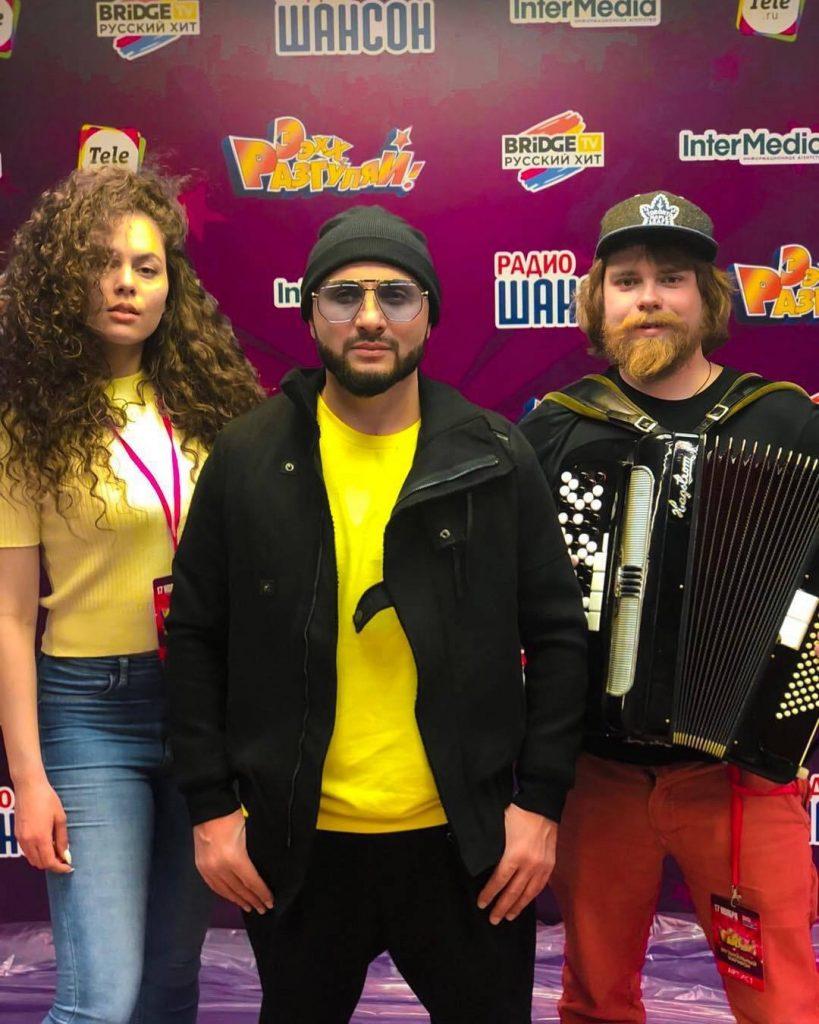"""Sultan Uragan"" band took part in the concert ""Eehh, Razgulay!"" - 2018"