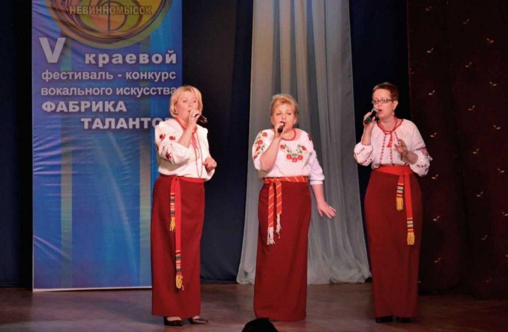 """The V open regional festival-contest of vocal art """"Talent Factory"""" ended in Nevinnomyssk"""