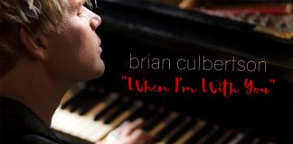 "Brian Culbertson released the single ""When I'm With You"""