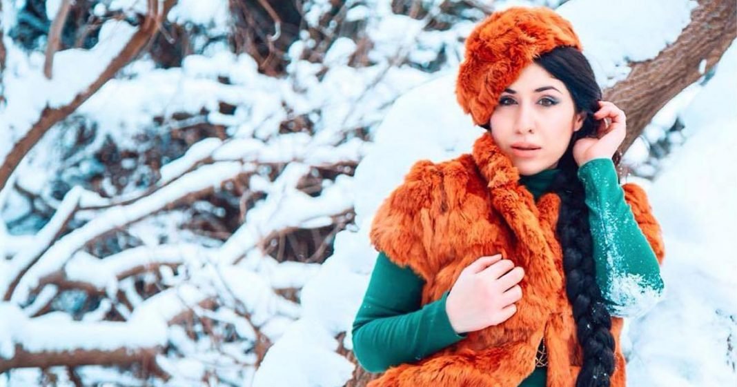 Анжелика Начесова написала новую песню для Магамета Дзыбова