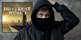 "Alan Walker introduced the album ""Different World"""