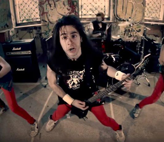 The history of music. Thrash metal