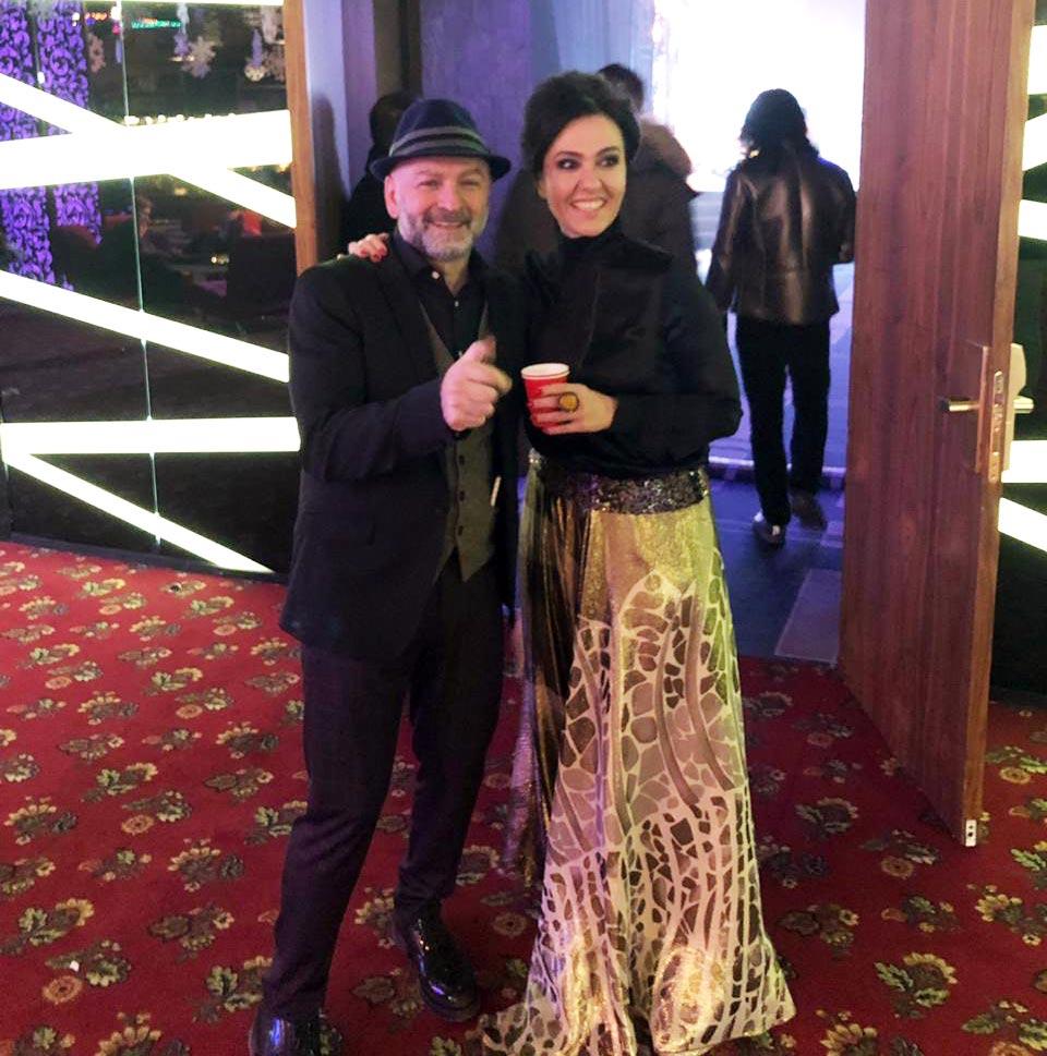 Таймураз и Элиза Боджгуа