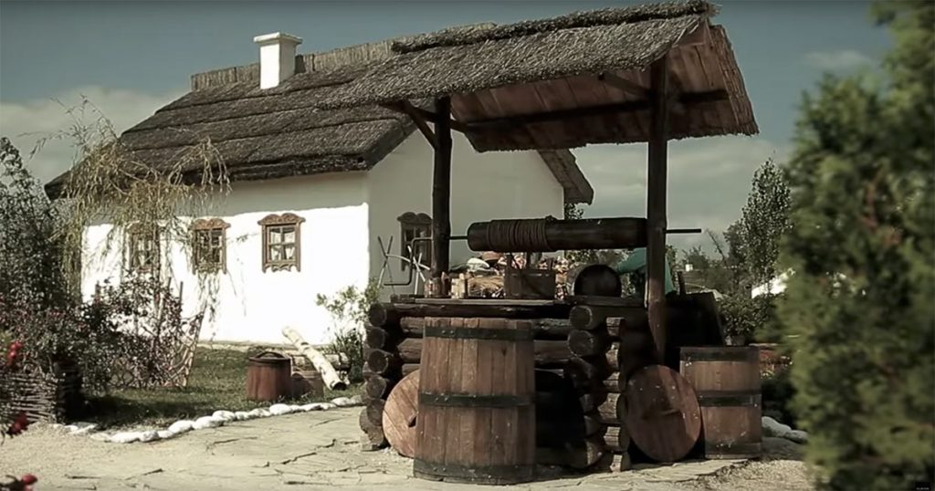 """On the advice of Mikhail Yugov, the directors decided to shoot a clip in the ethnographic museum """"Ataman"""""""
