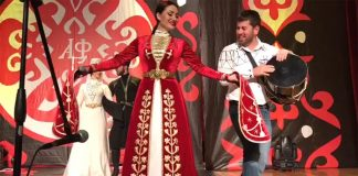 """Alans for an Encore!"" - Albina and Fati Tsarikaev gave a concert in Tskhinval"