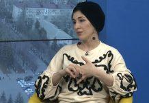 Анжелика Начесова в программе «Доброе утро» на «Архыз 24»