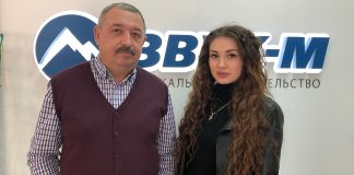 """Lilia Shaulukhova is preparing new products in conjunction with """"Sound-M"""""""