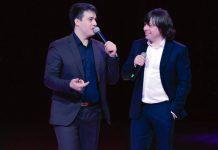 Айдамир Мугу и Ахра дали совместное выступление в Якутске