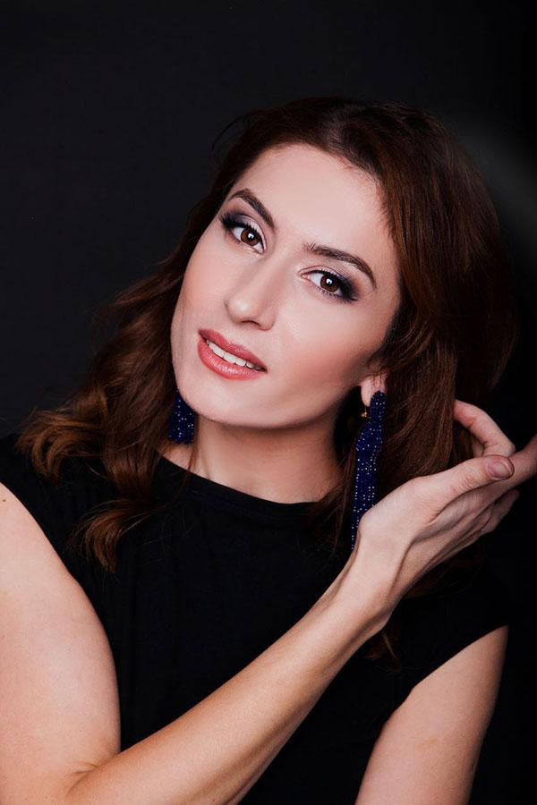 Алина Кочкарова