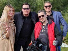 Сергей Лещев начал съемки клипа «Тебя прощу»