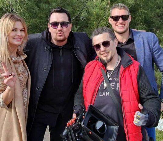 "Sergey Leshchev began shooting the video ""Forgive You"""