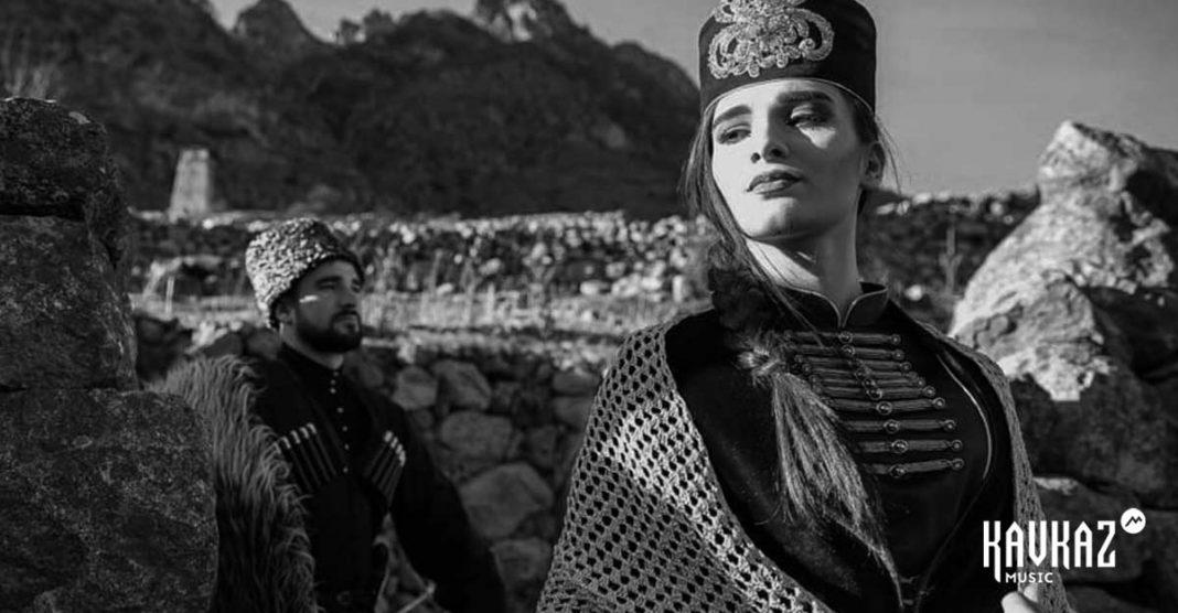 "New release of the label Kavkaz Music - Ruslan Agoev ""Si shchasche"""