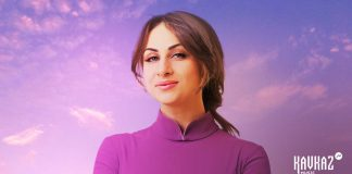 "New release of the label ""Kavkaz Music"": Renata Beslaneev ""Wafe"""