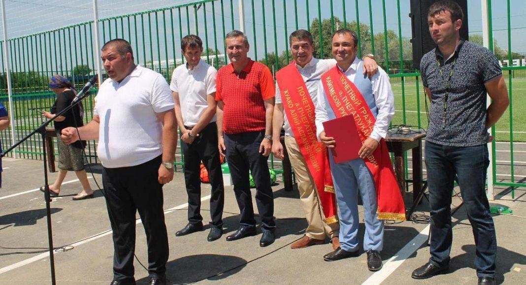 Руслан Кайтмесов стал почетным гражданином аула Пчегатлукай!