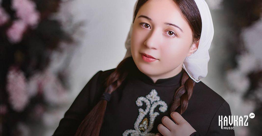 "The label ""Kavkaz Music"" presents a new single: Darina Cherkaeva ""Pchykhe Dahe""!"