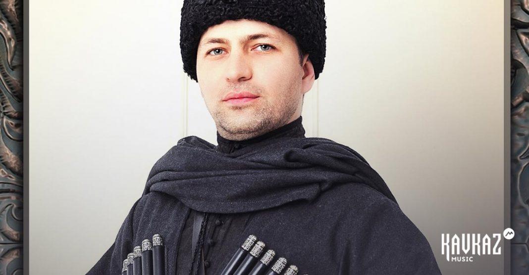 """New release from Kavkaz Music: Azamat Bekov """"Mezguasche"""""""