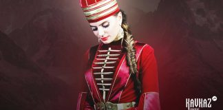 Карина Догова «Гъуэгу зырыз» – новый сингл от лейбла «Kavkaz Music»!